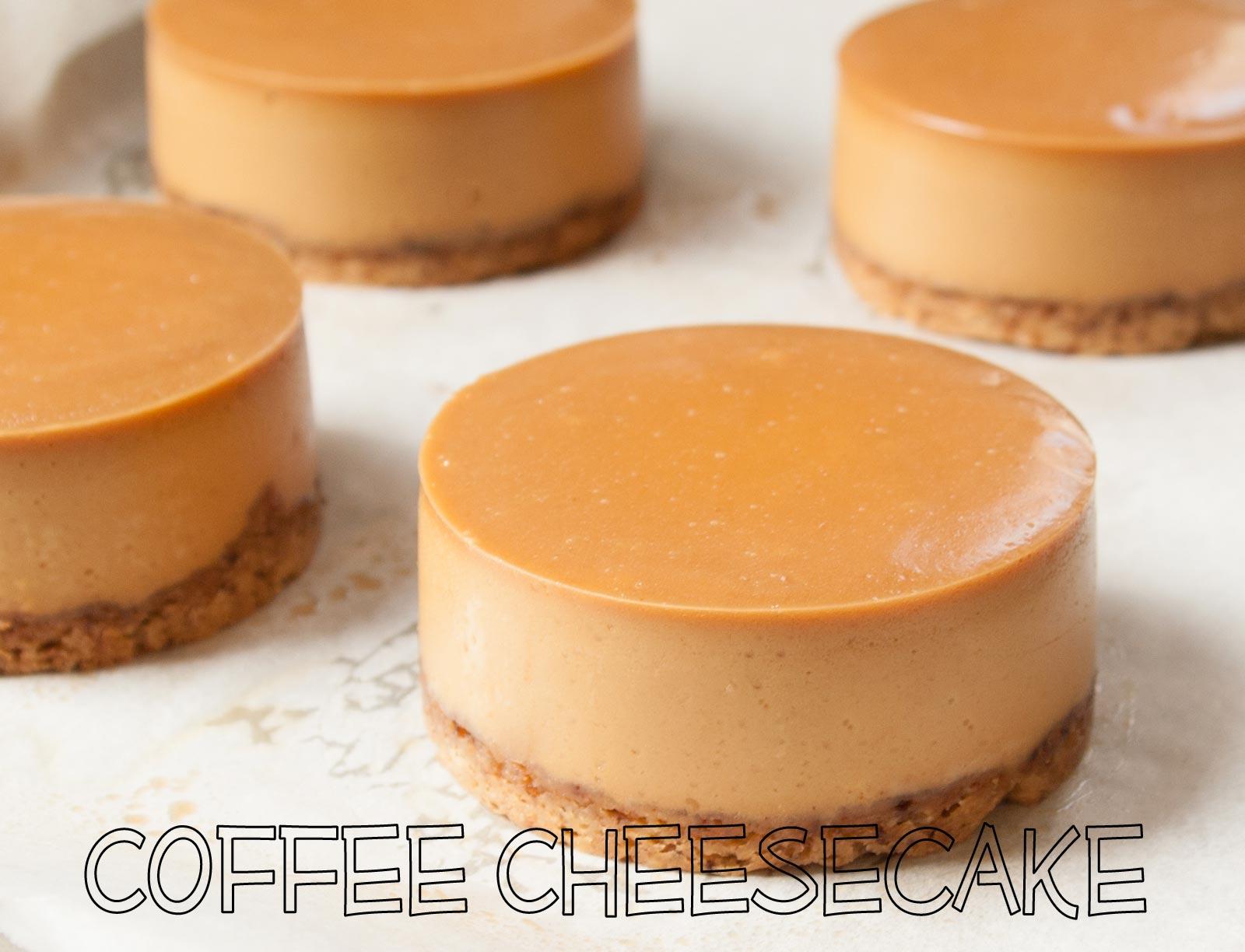 coffee-cheesecake